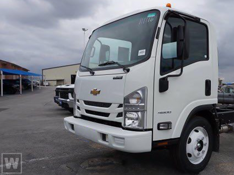 2021 Chevrolet LCF 4500 4x2, Cab Chassis #MS201535 - photo 1
