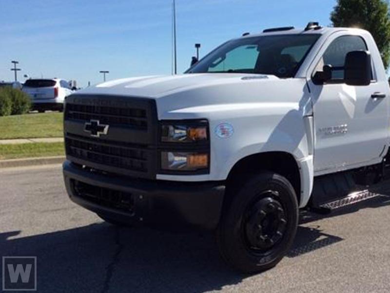 2020 Chevrolet Silverado 4500 Regular Cab DRW 4x2, Reading Service Utility Van #TR82246 - photo 1