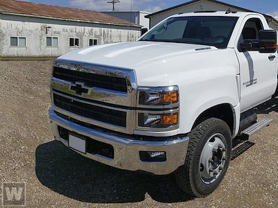 2021 Chevrolet Silverado 4500 Regular Cab DRW 4x4, Cab Chassis #210428 - photo 1