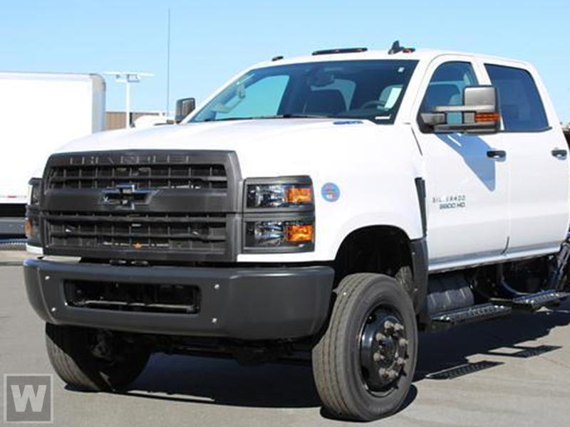 2020 Chevrolet Silverado 5500 Crew Cab DRW 4x2, CM Truck Beds Hauler Body #TR79226 - photo 1