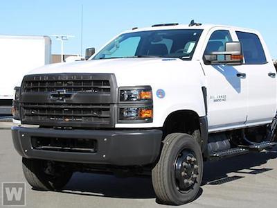 2020 Silverado 5500 Crew Cab DRW 4x2,  CM Truck Beds Hauler Body #TR79226 - photo 1