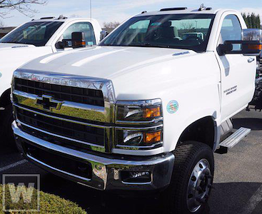 2021 Chevrolet Silverado 6500 Regular Cab DRW 4x2, Cab Chassis #M21168 - photo 1