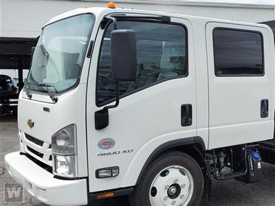 2021 LCF 4500XD Crew Cab DRW 4x2,  Cab Chassis #20272 - photo 1