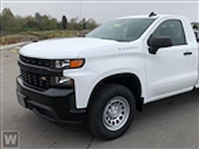 2021 Chevrolet Silverado 1500 4x4, Pickup #326781 - photo 1