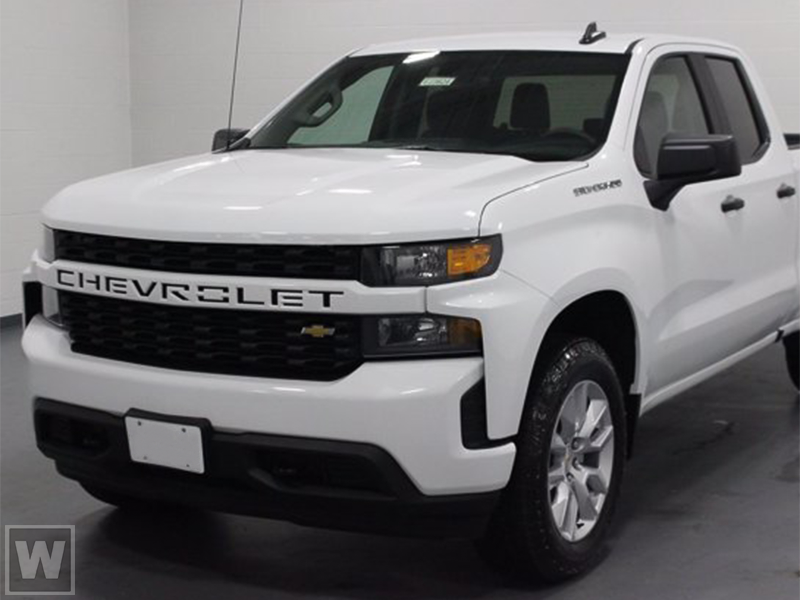 2021 Chevrolet Silverado 1500 Double Cab 4x2, Pickup #MZ149768 - photo 1