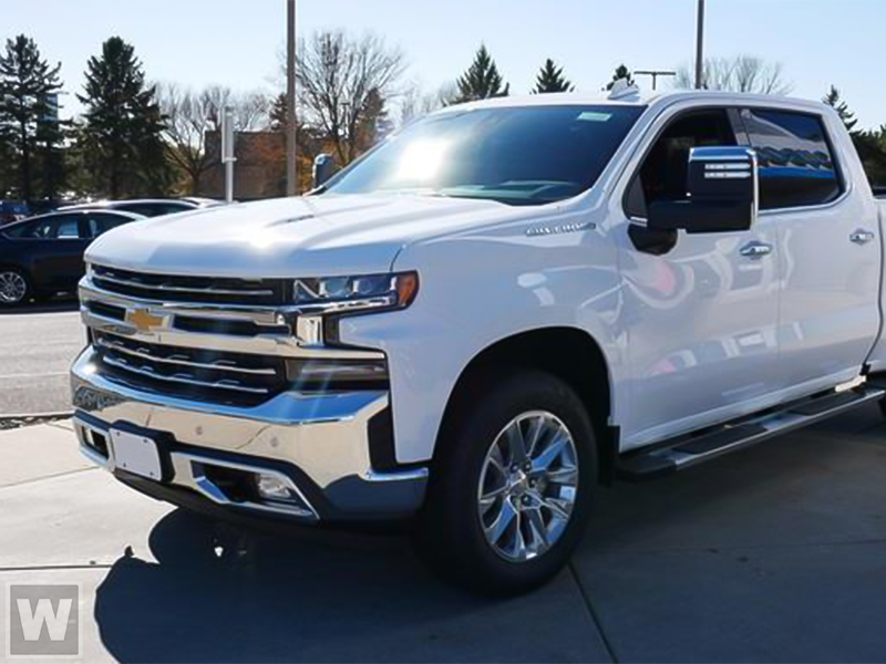 2021 Chevrolet Silverado 1500 Crew Cab 4x4, Pickup #D110127 - photo 1