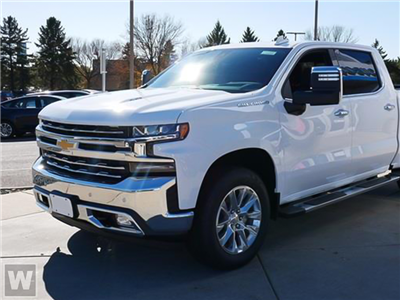 2021 Chevrolet Silverado 1500 Crew Cab 4x4, Pickup #D110165 - photo 1