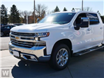 2021 Chevrolet Silverado 1500 Crew Cab 4x4, Pickup #MB8635 - photo 1