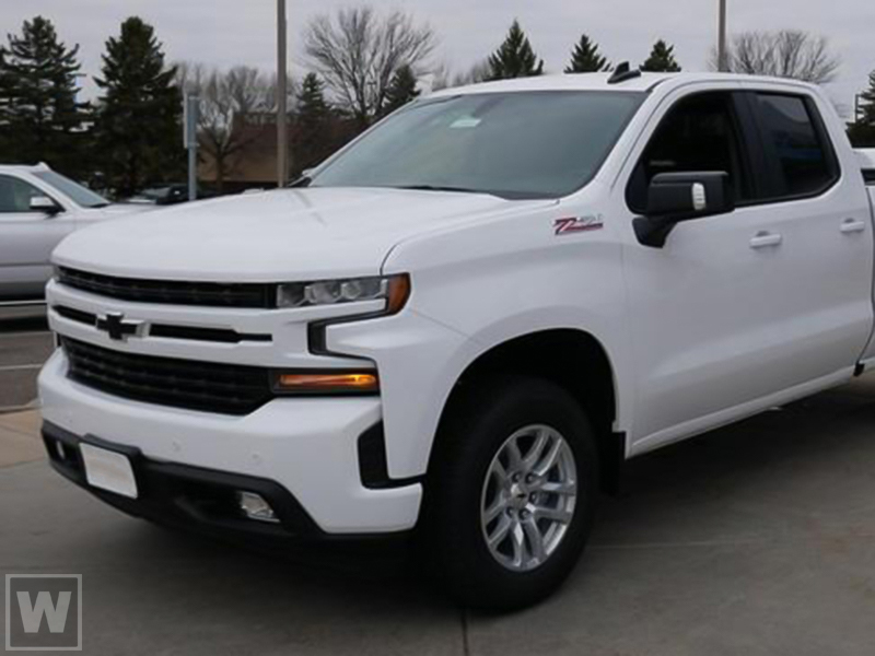 2021 Chevrolet Silverado 1500 Double Cab 4x4, Pickup #N136978 - photo 1
