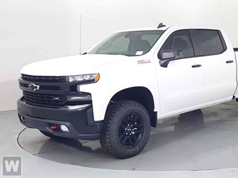 2021 Chevrolet Silverado 1500 Crew Cab 4x4, Pickup #D110795 - photo 1