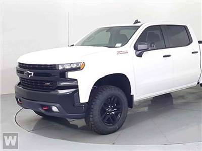 2021 Chevrolet Silverado 1500 Crew Cab 4x4, Pickup #T13049 - photo 1