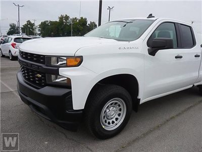 2021 Chevrolet Silverado 1500 Double Cab 4x2, Pickup #21C240 - photo 1