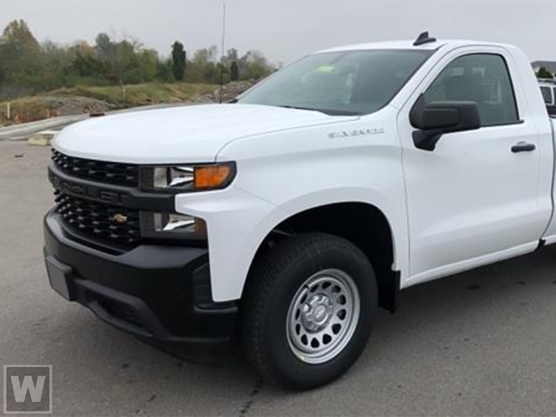 2021 Chevrolet Silverado 1500 Regular Cab 4x2, Pickup #C12715 - photo 1