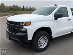2021 Chevrolet Silverado 1500 Regular Cab 4x2, Pickup #C12716 - photo 1