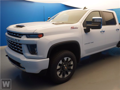 2021 Chevrolet Silverado 2500 Crew Cab 4x4, Pickup #TC040719 - photo 1