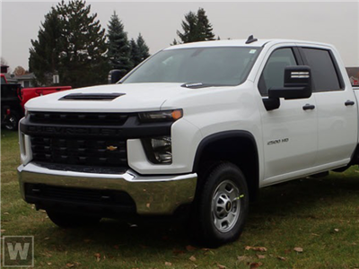 2021 Chevrolet Silverado 2500 Crew Cab 4x2, Reading SL Service Body #CN15763 - photo 1