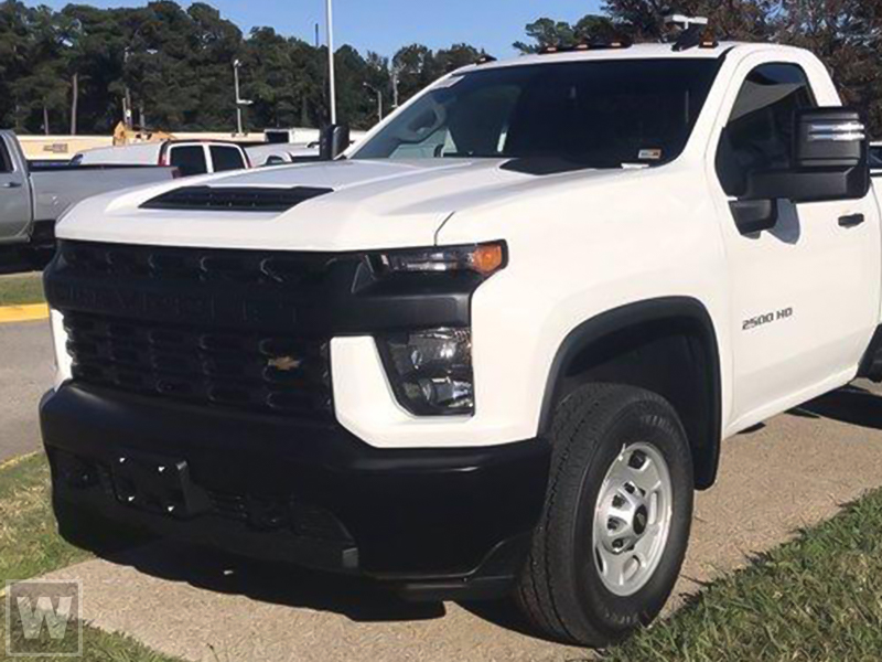 2021 Chevrolet Silverado 2500 Regular Cab 4x2, Cab Chassis #M21458 - photo 1