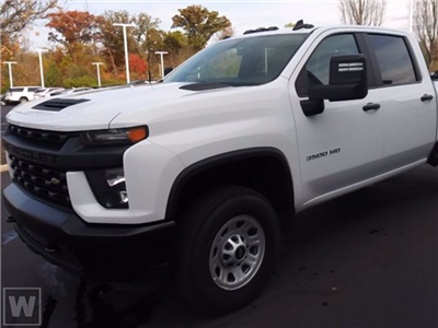 2020 Chevrolet Silverado 3500 Crew Cab DRW 4x2, CM Truck Beds RD Model Platform Body #LF326484 - photo 1