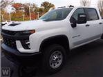 2020 Chevrolet Silverado 3500 Crew Cab DRW 4x4, Galion 100U Dump Body #LF292559 - photo 1