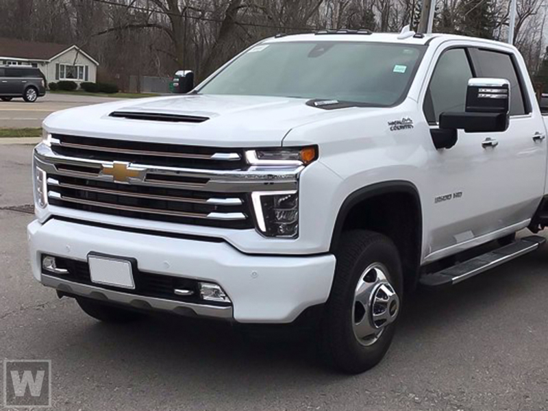 2021 Chevrolet Silverado 3500 Crew Cab 4x4, Pickup #B21104126 - photo 1