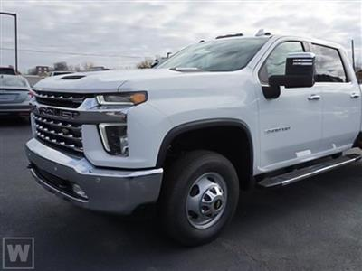 2021 Chevrolet Silverado 3500 Crew Cab 4x4, Pickup #D110398 - photo 1