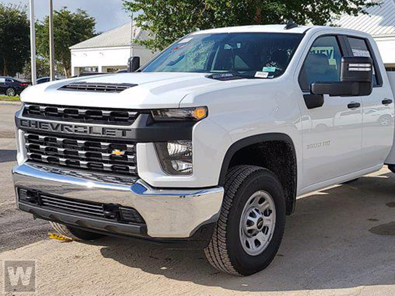 2021 Chevrolet Silverado 3500 Double Cab 4x2, Cab Chassis #24293 - photo 1