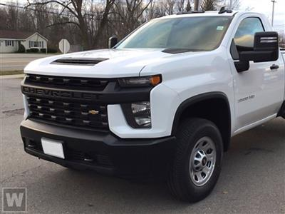 2021 Chevrolet Silverado 3500 Regular Cab AWD, Reading Classic II Steel Service Body #CM00835 - photo 1