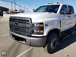 2020 Chevrolet Silverado Medium Duty Crew Cab DRW 4x4, Stake Bed #236448 - photo 1