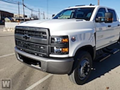 2020 Silverado Medium Duty Crew Cab DRW 4x2,  Knapheide Steel Service Body #C2786 - photo 1