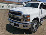 2021 Chevrolet Silverado Medium Duty Regular Cab DRW 4x4, Cab Chassis #689238 - photo 1