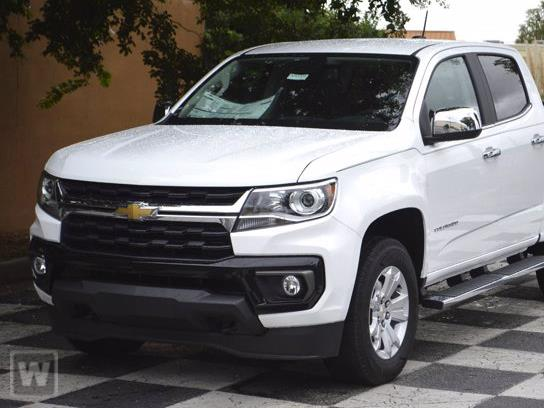 2021 Chevrolet Colorado Crew Cab 4x4, Pickup #MB8600 - photo 1