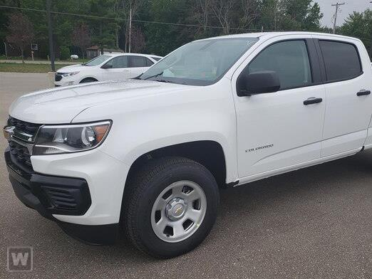 2021 Chevrolet Colorado Crew Cab 4x2, Pickup #F7934 - photo 1