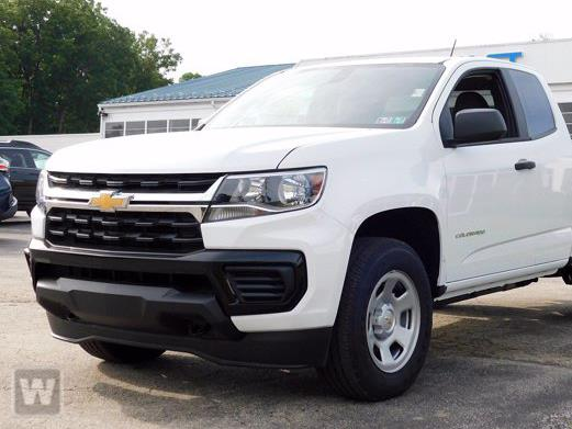 2021 Chevrolet Colorado Extended Cab 4x4, Pickup #216023 - photo 1