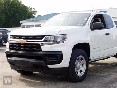 2021 Chevrolet Colorado Extended Cab RWD, Pickup #M1112925 - photo 1