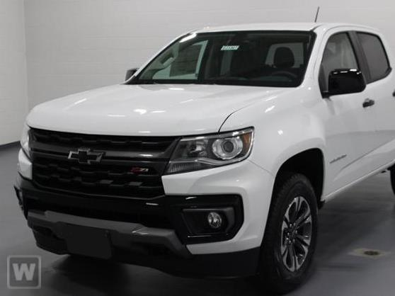 2021 Chevrolet Colorado Crew Cab 4x4, Pickup #D110495 - photo 1