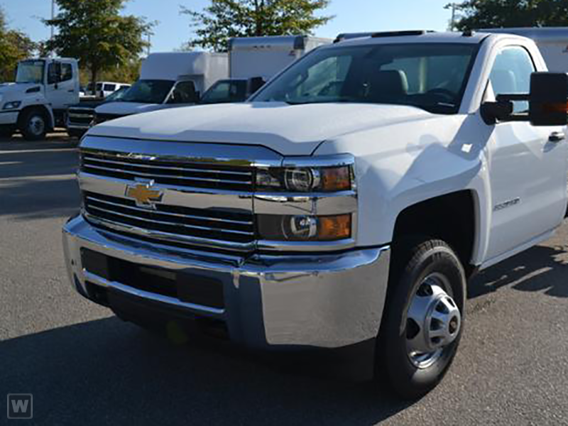 2016 Silverado 3500 Regular Cab 4x4,  Cab Chassis #TR61480 - photo 1