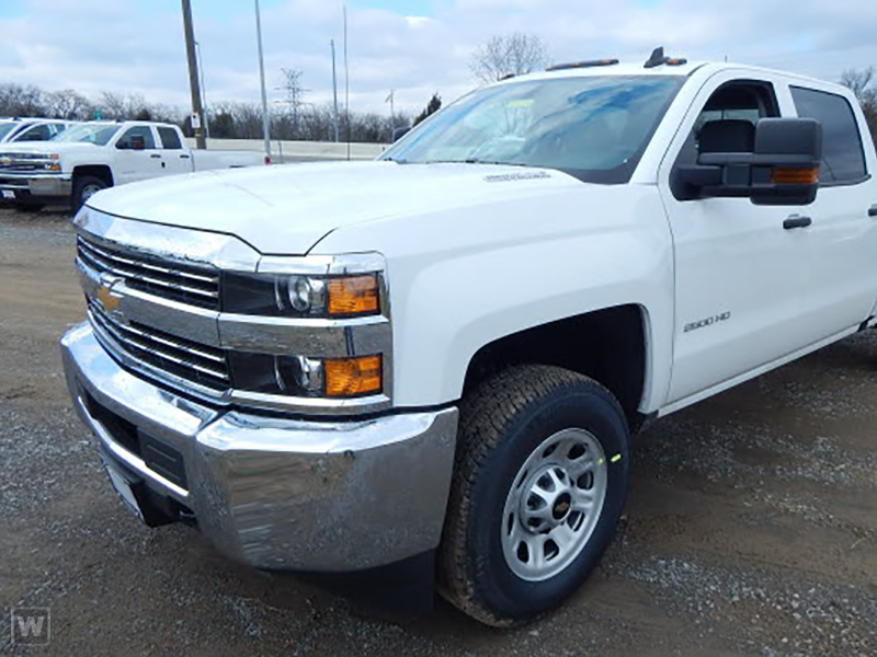 2016 Silverado 2500 Crew Cab 4x2,  Monroe Service Body #TR63011 - photo 1