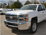 2016 Silverado 2500 Double Cab 4x4, Cab Chassis #1160592 - photo 1
