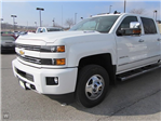 2016 Silverado 3500 Crew Cab 4x4, Pickup #11702620 - photo 1