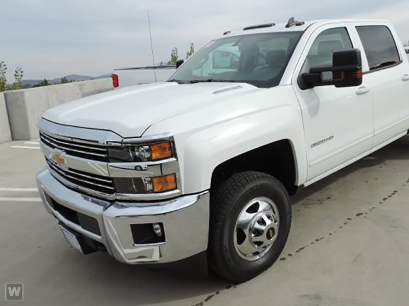 2016 Chevrolet Silverado 3500 Crew Cab 4x4, Freedom Platform Body #TR61174 - photo 1