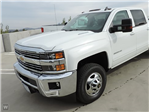 2016 Silverado 3500 Crew Cab 4x4, Hillsboro Platform Body #16-5123 - photo 1