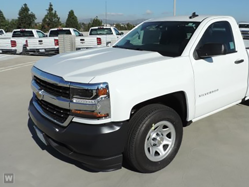 2016 Silverado 1500 Regular Cab, Pickup #GZ344930 - photo 1