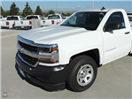2016 Silverado 1500 Regular Cab 4x4, Cab Chassis #T162121 - photo 1
