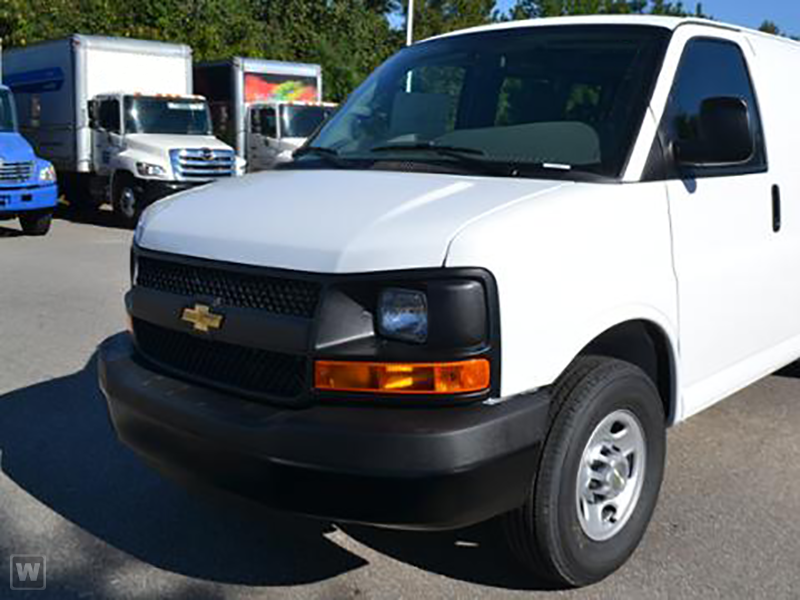 2016 Chevrolet Express 2500, Adrian Steel Upfitted Cargo Van #TR58330 - photo 1