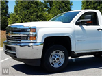 2017 Silverado 2500 Regular Cab, Cab Chassis #914709K - photo 1