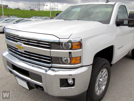 2017 Silverado 2500 Regular Cab 4x4 Pickup #17C217 - photo 1