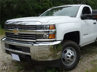 2017 Silverado 3500 Regular Cab 4x4,  Knapheide Standard Service Body #HZ212527 - photo 1