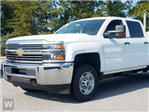 2017 Silverado 2500 Crew Cab 4x4, Service Body #HC127 - photo 1