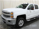 2017 Silverado 2500 Crew Cab 4x4, Pickup #HF147850 - photo 1