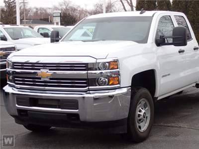 2017 Silverado 2500 Double Cab, Cab Chassis #275128 - photo 1